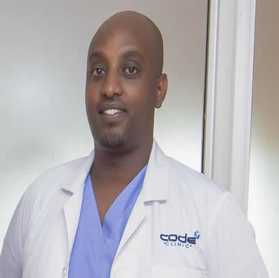 DR.ARNOLD NSHIMYE